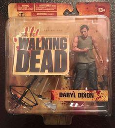 AMC The Walking Dead Series One/1 DARYL DIXON McFarlane Toys New, Sealed