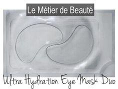 Le Métier de Beauté Ultra Hydration Eye MaskDuo.