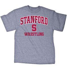 J. America Stanford University Wrestling T Shirt