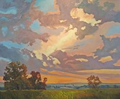 Nice landscape by Cally Krallman in today's FASO Daily Art Show: http://dailyartshow.faso.com/20130208/1090219