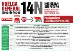 #14N Horas y lugares en Andalucía