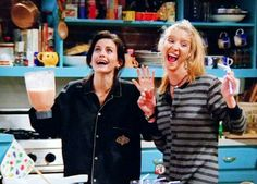 """""""the one with rachel's friends"""""""