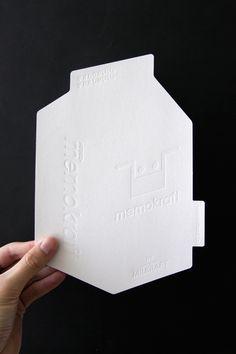Milkraft — VI, Leaflet, website ミルクラフト — VI, Leaflet, Product and Website / 2009