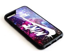 JR100-Nike Nebula Galaxy iPhone 5 5s 6 6s 7 8 Plus Hard Plastic Case | eBay