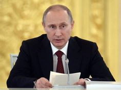 Vladimir Putin Calls on World Leaders to Unite to End the Persecution of Christians | sharia unveiled