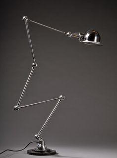 La Lampe Jieldé, Icône du Design Industriel. - LeCatalog.com