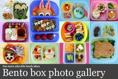 Bento Box Photo Gallery