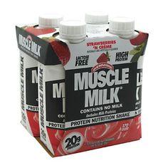 CytoSport Collegiate Muscle Milk RTD