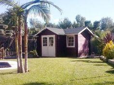 Cabañas | Fotos | Catálogo | Garden House Madera