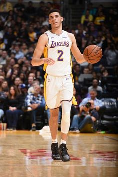 Lonzo Ball has recorded his 2nd triple-double of his career.