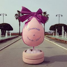Everything is ready for Easter in #FortedeiMarmi! ;)