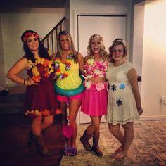 For Katina: The four seasons Halloween costume