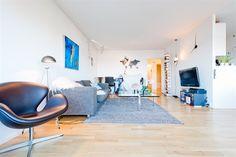 Platanvej 24, 10. 5., 1810 Frederiksberg C - Attraktiv 10. sals lejlighed på Frederiksberg C. #frederiksberg #københavn #ejerlejlighed #boligsalg #selvsalg