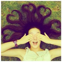 Love is in the hair ♥