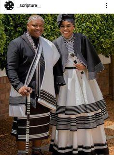 Zulu Traditional Attire, South African Traditional Dresses, Xhosa Attire, African Attire, African Women, African Fashion, African Weddings, African Prints, Traditional Wedding
