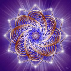 Sacred Geometry 106, by Endre Balogh