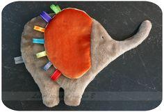 Elephant taggy - inspiration :)