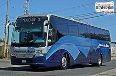 Volvo 9700 px luxury ómnibus de México plus
