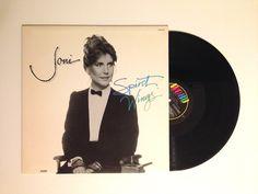 20% OFF SALE LP Album Joni Eareckson Tada Spirit Wings Vinyl Record 1982 My Jesus As Though Wilt
