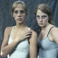Maria and Corinne | Sarah Rowland, The Ones We Love, 2012 - 2013