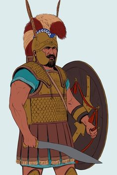 Iron Age, Alexander Of Macedon, Hellenistic Period, Greek Warrior, Trojan War, Great King, Medieval Armor, Alexander The Great, Greeks