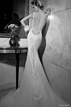 Galia Lahav Fall 2015 Wedding Dresses