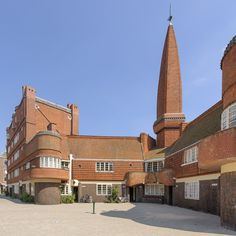 amsterdamse school foto's   Amsterdamse School architectuur Amsterdam