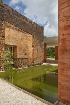 Casa de Campo . Hacienda Bacoc - Explore, Collect and Source architecture