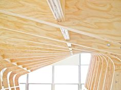 Flat Pack Shelter, by the University of Cincinnati architecture school: part of the problem
