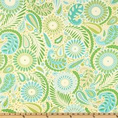 Amazon.com: Kumari Garden Sanjay Blue Fabric: Arts, Crafts & Sewing