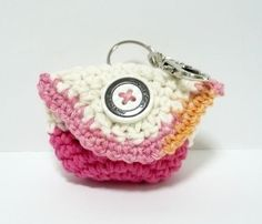 Small Coin Purse Crochet Pattern