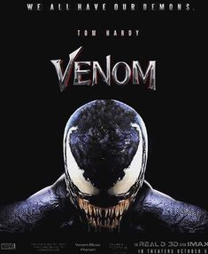 A snippet of footage from the new CinemaCon trailer for Sony's Venom has leaked online, and it shows Tom Hardy's Eddie Brock transforming into the monstrous Marvel antihero. Marvel Comics, Marvel Venom, Marvel Comic Universe, Marvel Heroes, Marvel Cinematic Universe, Marvel Fan, Venom Movie, Eddie Brock Venom, Spider Man