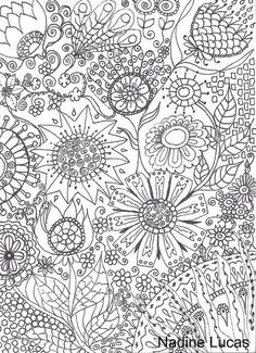This page has links to MANY different web sites with FREE coloring pages. Just pick one and GO! Doodle Coloring, Mandala Coloring, Free Coloring, Coloring Book Pages, Printable Coloring Pages, Coloring Sheets, Doodles Zentangles, Colorful Drawings, Copics