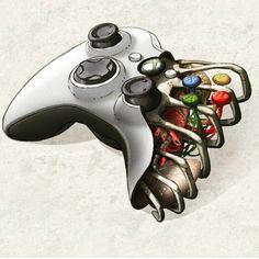 #xbox #life #console #xboxone #videogames #games