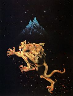 Tim White - The Mountains of Madness by myriac, via Flickr | Click through for a larger image