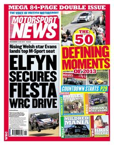 Motorsport News  Magazine - Buy, Subscribe, Download and Read Motorsport News on your iPad, iPhone, iPod Touch, Android and on the web only through Magzter