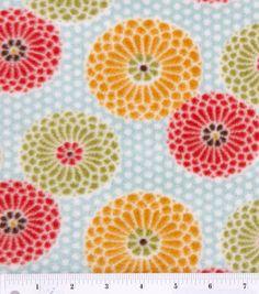 Anti Pill Fleece Print- Springdale Fiesta: anti pill fleece: fleece fabric: fabric: Shop   Joann.com