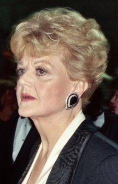 Angela Lansbury - Will always associate her with Sweeney Todd, Murder She Wrote, and the voice of Mrs. Potts