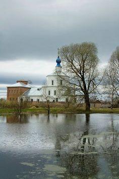 Pereyaslavl-Zalessky,a town in Yaroslavl Oblast, Russia,