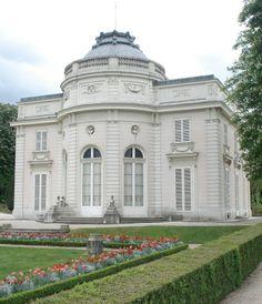 Château de Bagatelle, Paris, Île-de-France