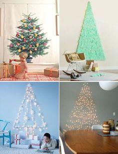 18 child-friendly Christmas trees