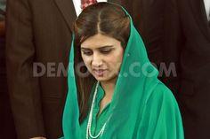 Time to move forward says Pakistans FM Hina Rabbani Khar
