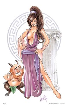 Megara by Elias-Chatzoudis.deviantart.com on @deviantART