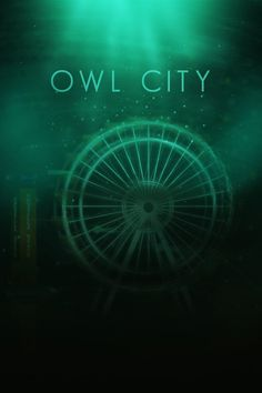 """ there's an underwater Ferris wheel where I found the missing link..."" -Owl City  Umbrella Bleach"