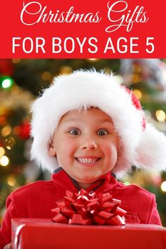 The best Christmas presents for 5 year old boys. Find gift ideas for Boys age 5 including toys sports books and more! The best Christmas presents for 5 year old boys. Find gift ideas for Boys age 5 including toys sports books and more! Christmas Presents For 5 Year Olds, Toddler Christmas Gifts, Toddler Gifts, Gifts For Teen Boys, Gifts For Teens, Toys For Girls, Toy Story Shirt, Popular Birthdays, Old Boys