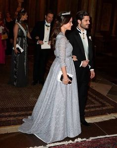 Princess Sofia - Dec 2015 you can barely tell she is pregnant
