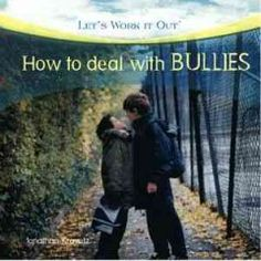 Presents information for children about bullies and bullying, examining the different kinds of bullying, why people bully, how bullying makes everyone involved feel, and what to do if a child thinks that he is a victim of bullying or is a bully himself.