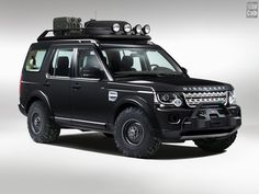 Discovery 4 for overlanding