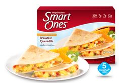 Weight Watchers® Smart Ones® Breakfast Quesadilla