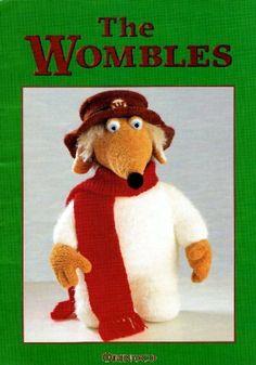 The Wombles: Orinoco (Knitting Pattern) by Alan (Designer) Dart, http://www.amazon.co.uk/dp/B000OYZIB8/ref=cm_sw_r_pi_dp_wmNitb1QR6BHD